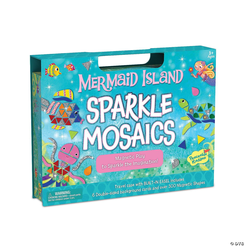 Mermaid Island – Mozaic magnetic, Insula sirenelor