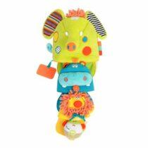Animalele din savană, jucărie senzorială bebeluși, Dolce