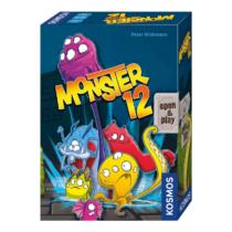 Joc de familie, Monster 12, Kosmos