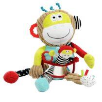 Maimuțica Charlie, jucărie senzorială bebeluși, Dolce
