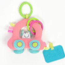 Mașinuță, jucărie senzorială de bebeluși, Dolce