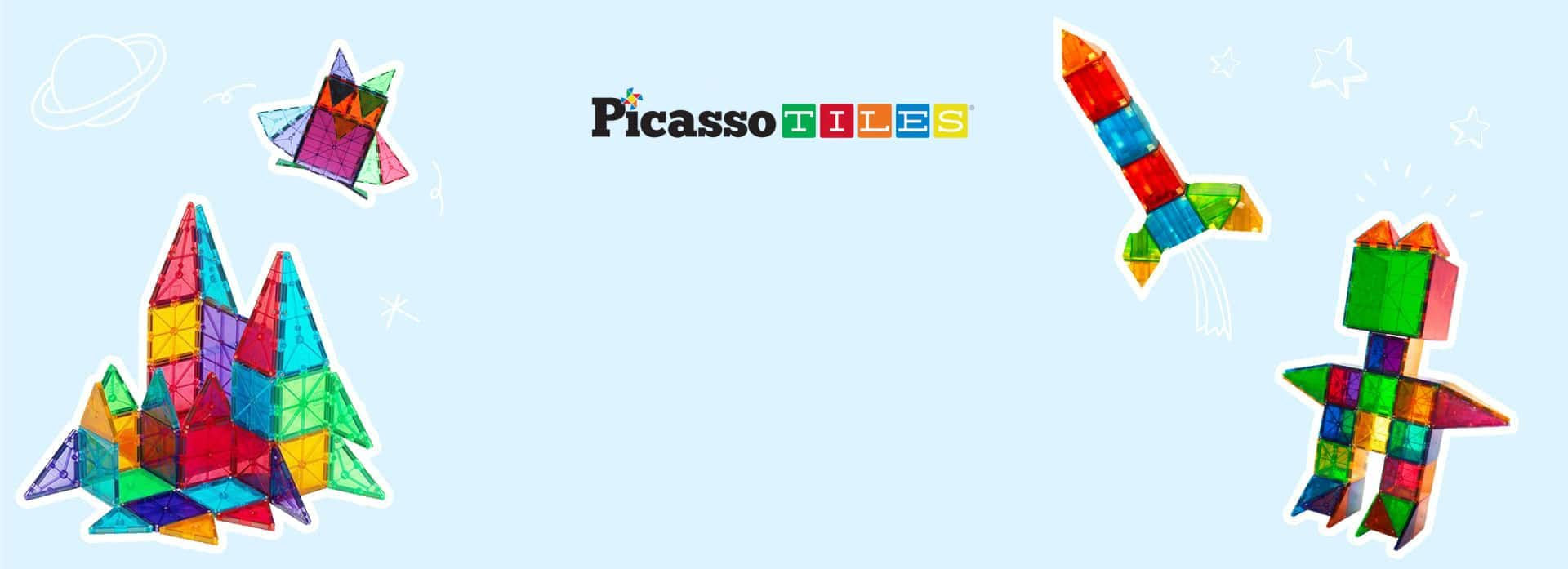 Jucării PicassoTiles