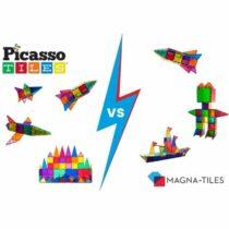PicassoTiles vs Magna Tiles