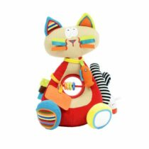 Pisică siameză, jucărie senzorială bebeluși, Dolce