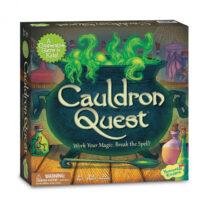 Cauldron Quest - Cazanul vrăjitorului, joc de cooperare